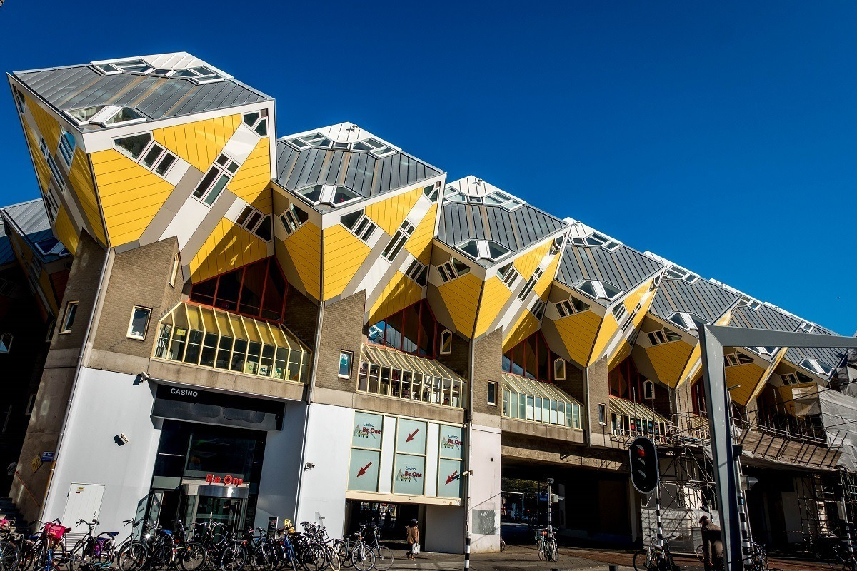 Things to do in rotterdam in 48 hours travel addicts for Architecture rotterdam
